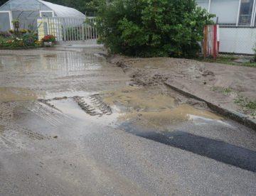 Überschwemmung In Althofen