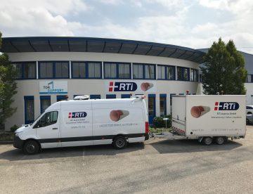 Die Neue Roboteranlage Der RTi Austria 1