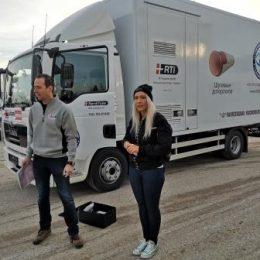 Sabrina reiter truckerin
