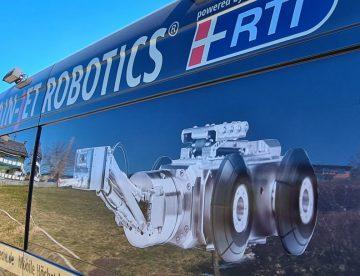 Die DRAIN JET ROBOTICS® Technologie Im Einsatz